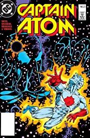 Captain Atom (1986-1991) No.23