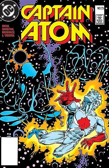 Captain Atom (1986-1991) #23