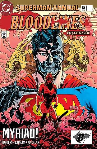 Superman (1987-2006): Annual #5