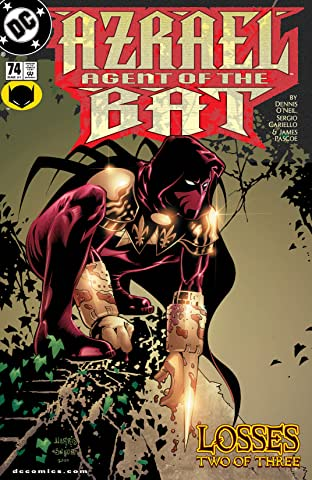 Azrael: Agent of the Bat (1995-2003) #74