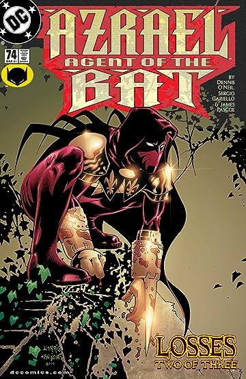 Azrael: Agent of the Bat (1995-2003) #74