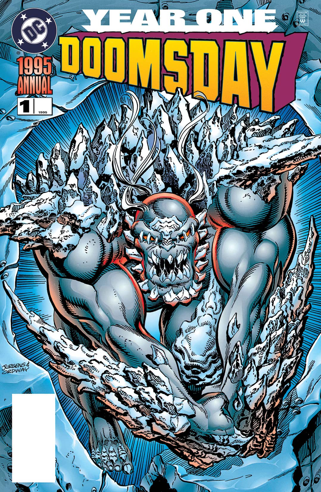 Doomsday (1995): Annual #1