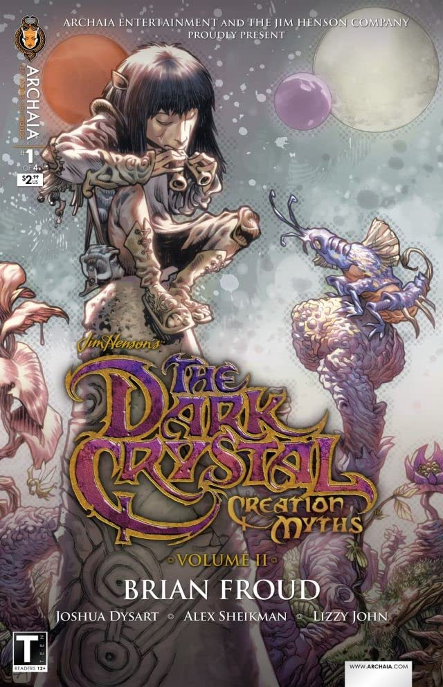 Jim Henson's Dark Crystal: Creation Myths Vol. 2 #1