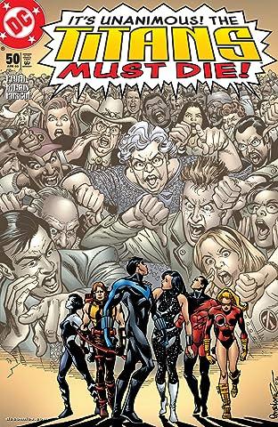 The Titans (1999-2003) #50