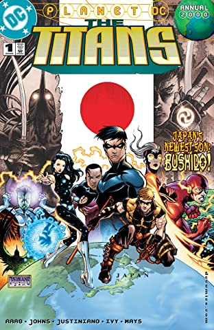 The Titans (1999-2003): Annual #1