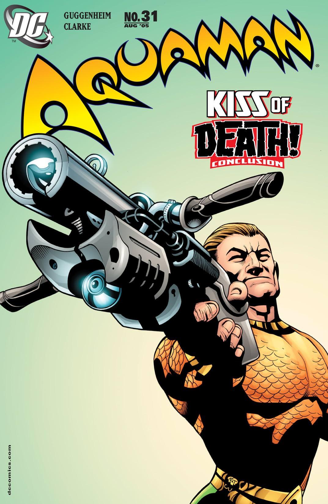 Aquaman (2003-2006) #31