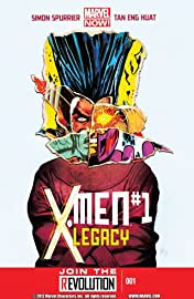 X-Men: Legacy (2012-2014) #1