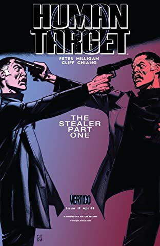 Human Target (2003-2005) #19