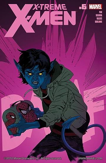 X-Treme X-Men (2012-2013) #6