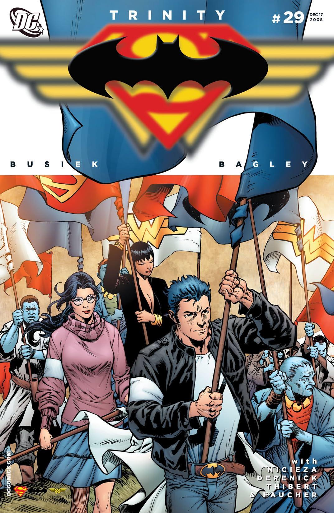 Trinity (2008-2009) #29