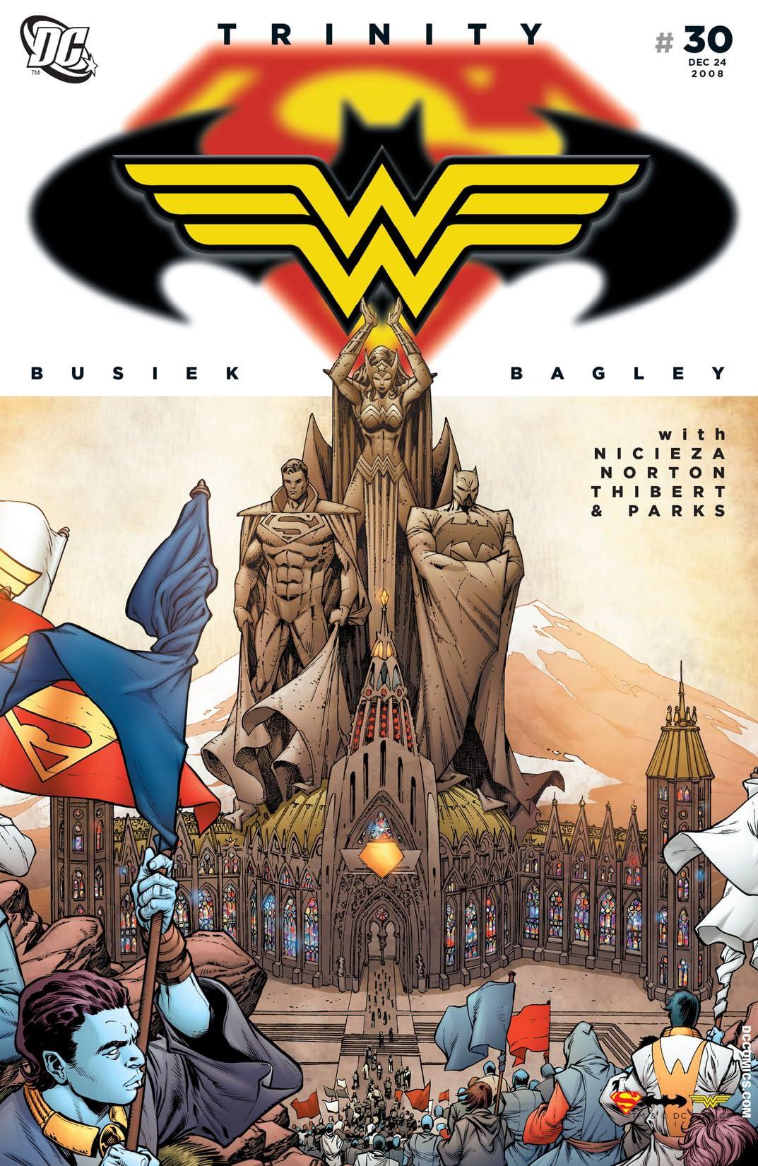 Trinity (2008-2009) #30