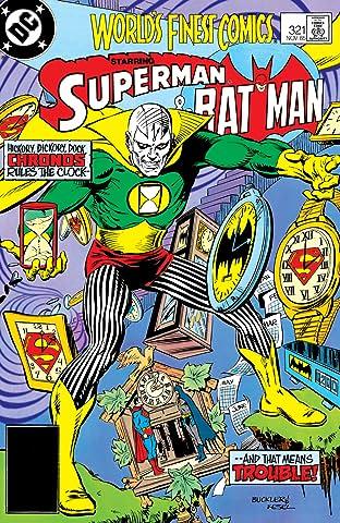 World's Finest Comics (1941-1986) #321