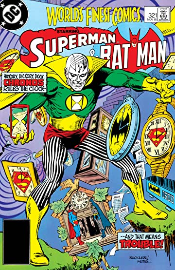 World's Finest Comics (1941-1986) #321