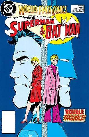 World's Finest Comics (1941-1986) #322