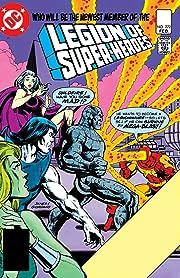 Legion of Super-Heroes (1980-1985) #272