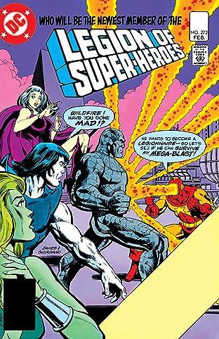 Legion of Super-Heroes (1980-1985) No.272