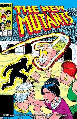New Mutants (1983-1991) No.9
