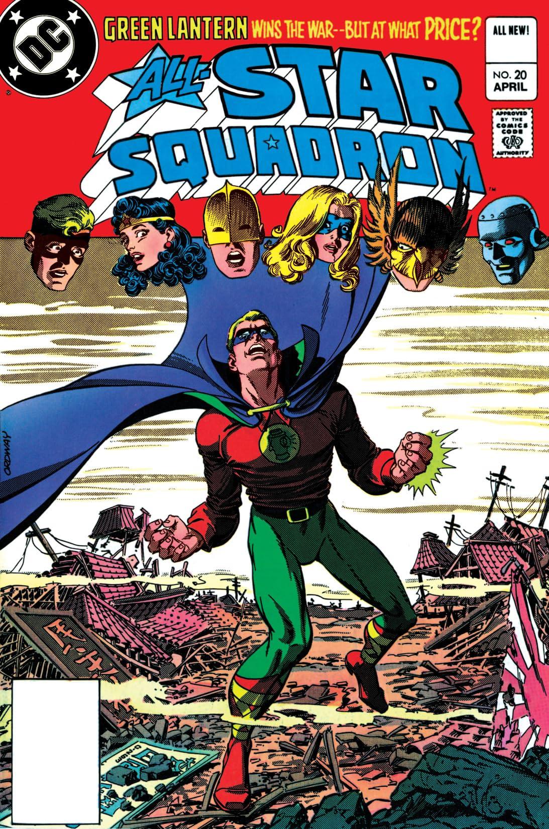 All-Star Squadron (1981-1987) #20