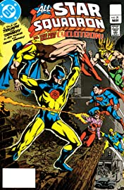 All-Star Squadron (1981-1987) #21