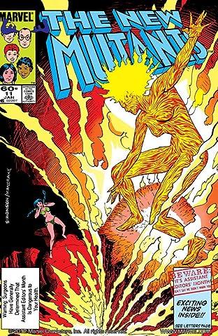 New Mutants (1983-1991) No.11