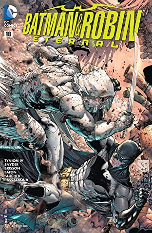Batman & Robin Eternal (2015-) #18