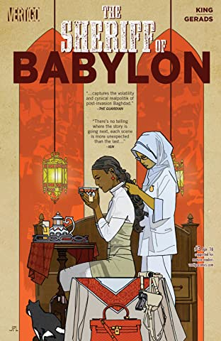Sheriff of Babylon (2015-2016) #3