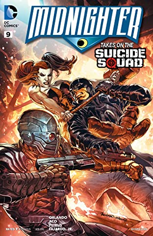 Midnighter (2015-) #9
