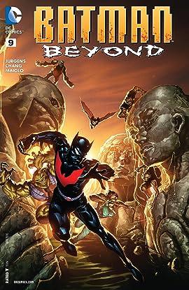 Batman Beyond (2015-2016) #9
