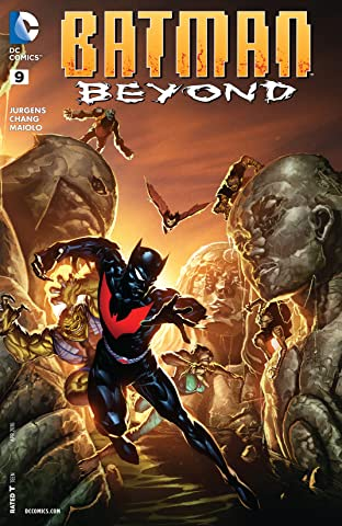 Batman Beyond (2015-2016) No.9