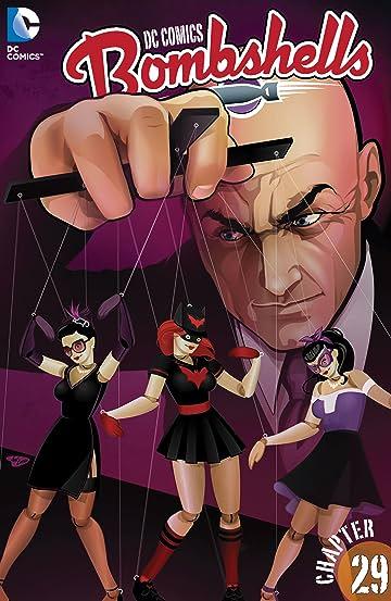 DC Comics: Bombshells (2015-2017) #29