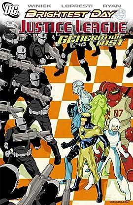 Justice League: Generation Lost #8