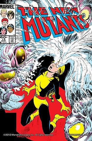 New Mutants (1983-1991) No.15