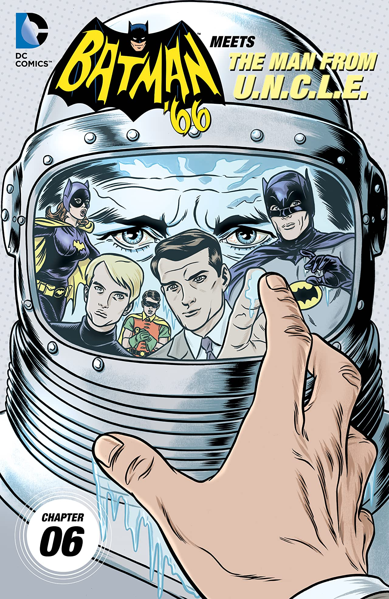 Batman '66 Meets the Man From UNCLE (2015-2016) #6