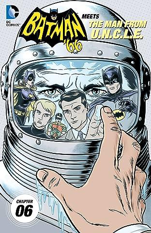 Batman '66 Meets the Man From U.N.C.L.E. (2015-) #6
