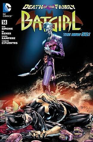 Batgirl (2011-2016) #14
