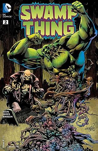 Swamp Thing (2016) #2