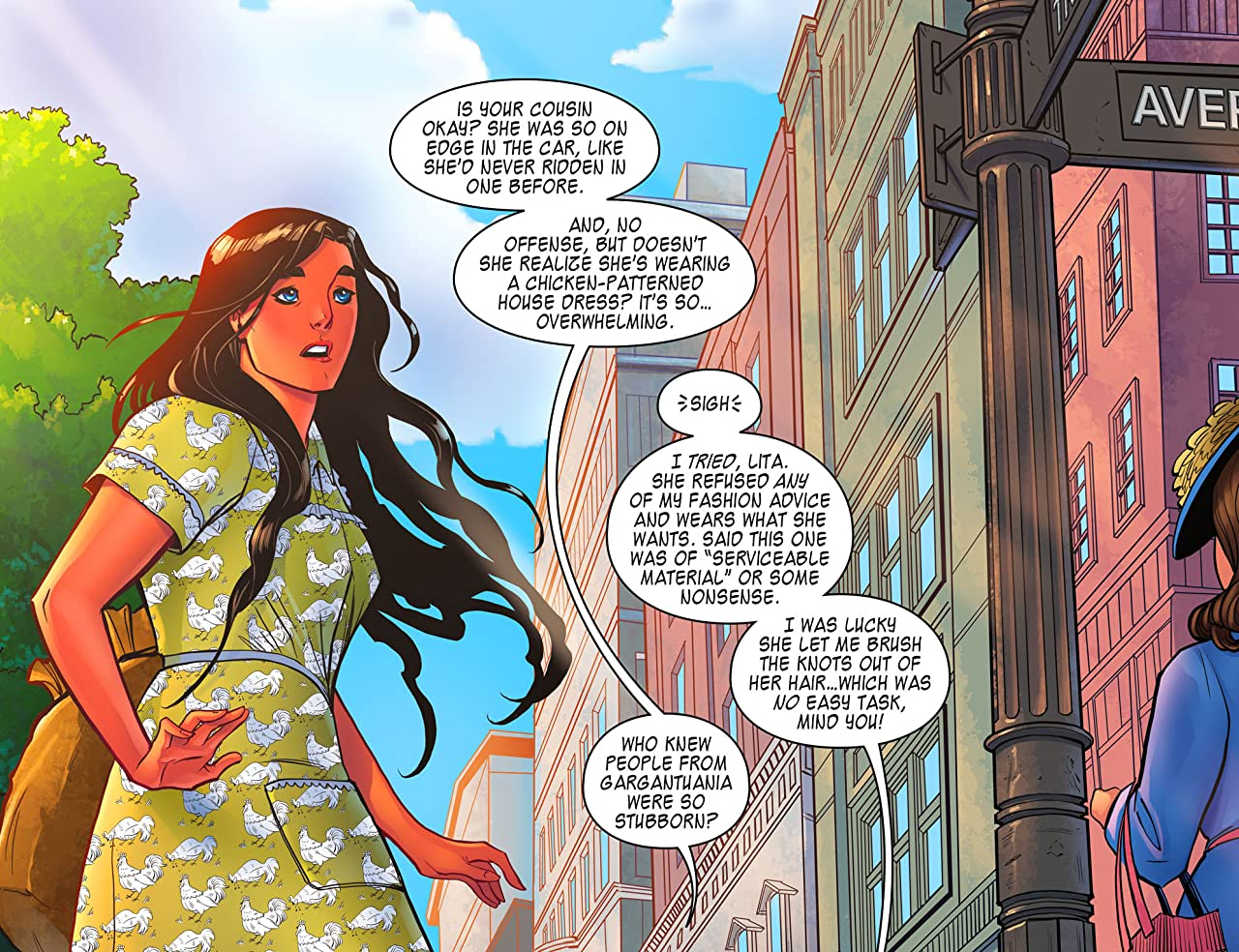 The Legend of Wonder Woman (2015-2016) #13