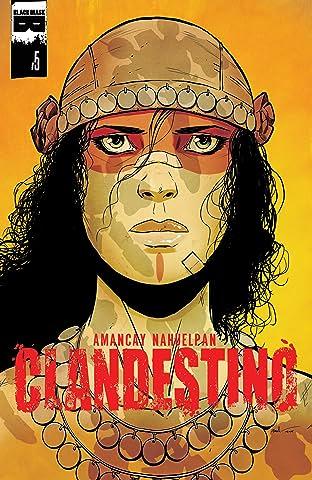 Clandestino (Black Mask Studios) #5