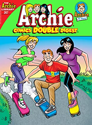 Archie Comics Double Digest #267