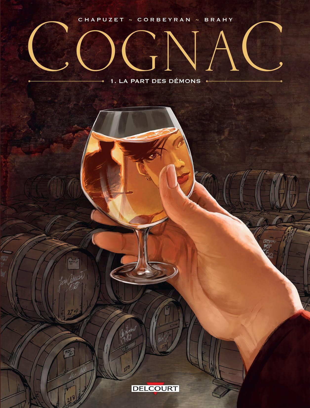 Cognac Vol. 1: La Part des démons
