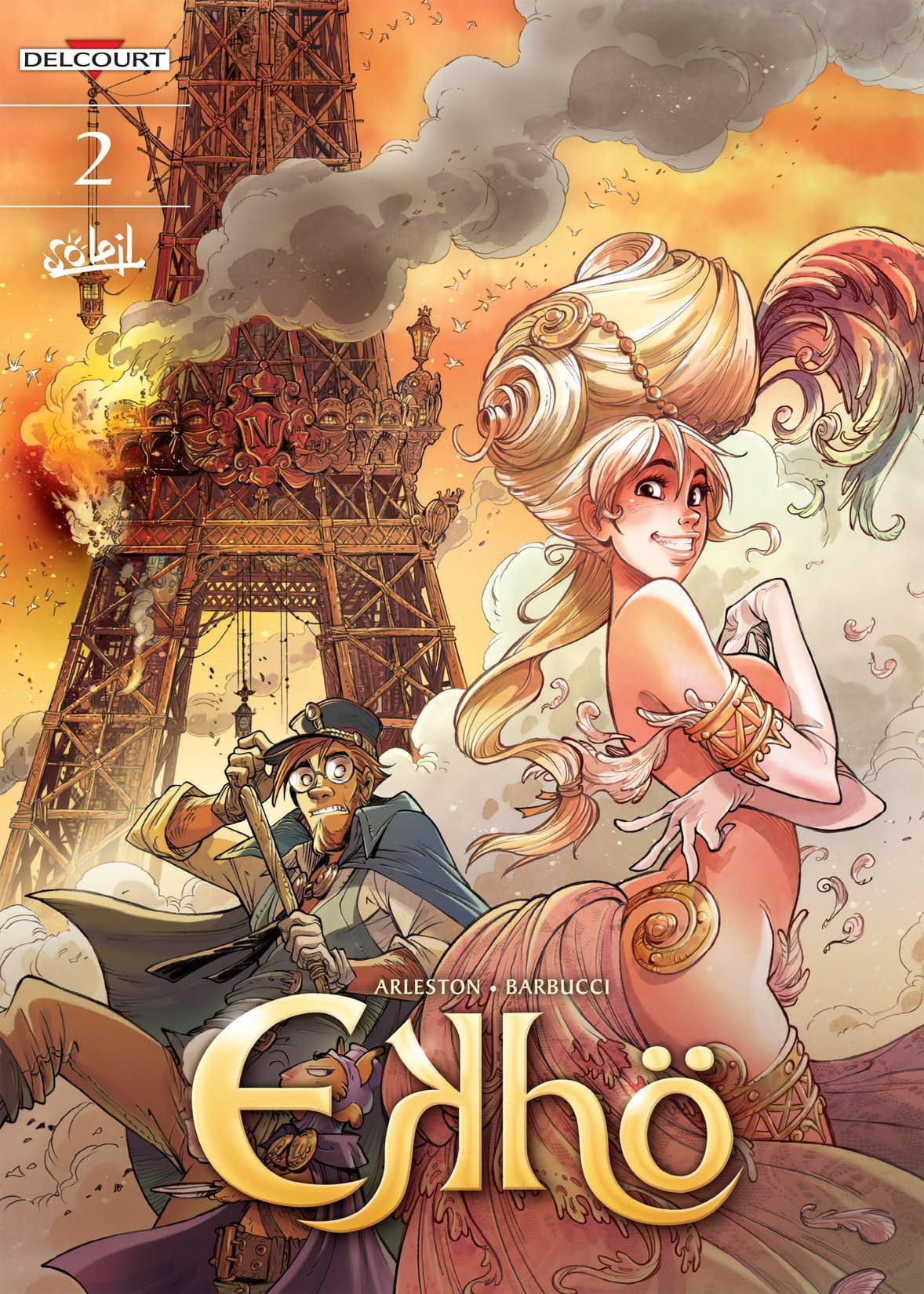 Ekho Vol. 2: Paris Empire