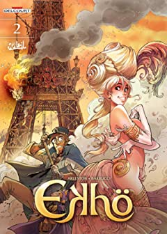 Ekho Tome 2: Paris Empire