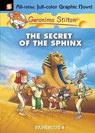 Geronimo Stilton Vol. 2: Secret of the Sphinx Preview
