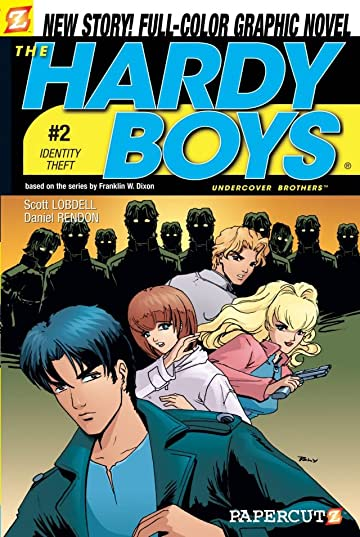 The Hardy Boys Vol. 2: Identity Theft Preview