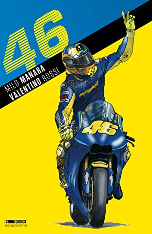 46: Milo Manara & Valentino Rossi