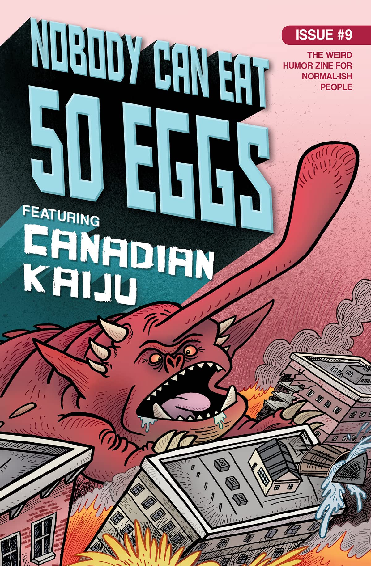 Nobody Can Eat 50 Eggs #9