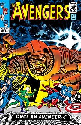 Avengers (1963-1996) No.23