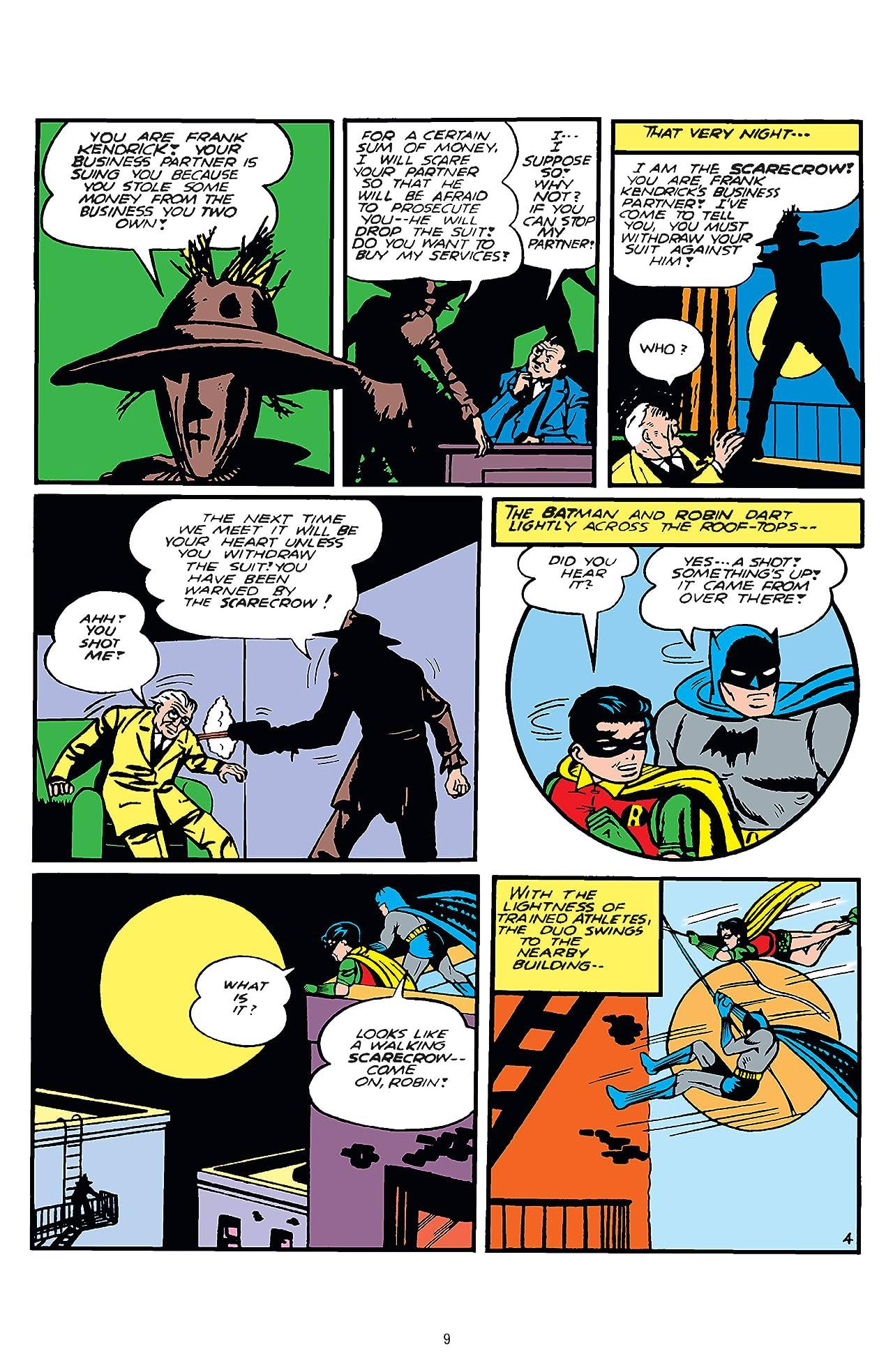 Batman: Arkham: Scarecrow