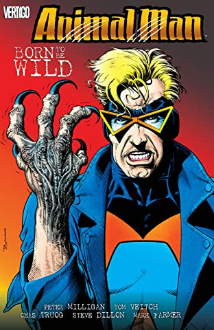 Animal Man (1988-1995) Tome 4: Born to be Wild