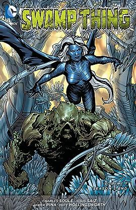 Swamp Thing (2011-2015) Vol. 7: Season's End
